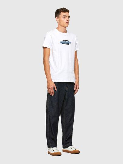 Diesel - T-DIEGOS-X40, Weiß - T-Shirts - Image 4