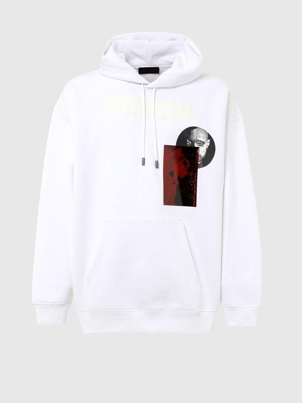 S-HENON, Weiß - Sweatshirts