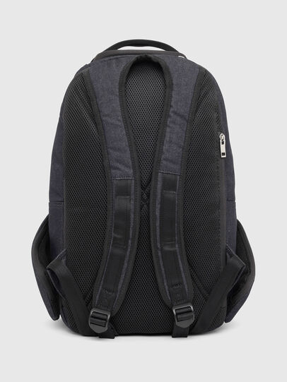 Diesel - PHILOT, Dark Blue - Backpacks - Image 2