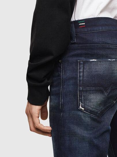 Diesel - Tepphar 009BL, Dunkelblau - Jeans - Image 4