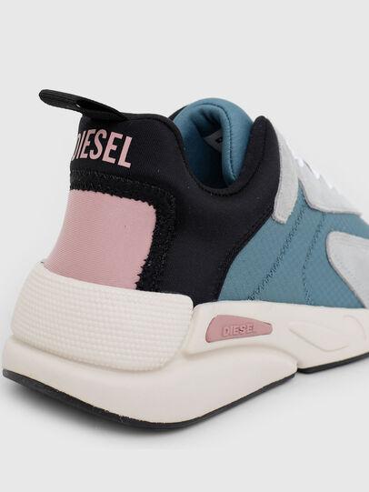 Diesel - S-SERENDIPITY LOW CU, Gris/Bleu - Baskets - Image 5
