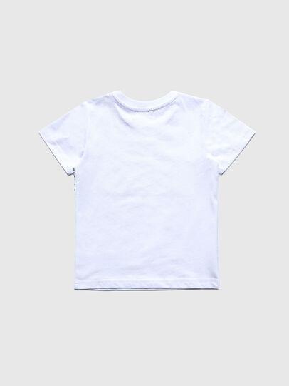 Diesel - TDIEGOS3B-R, Blanc - T-shirts et Hauts - Image 2