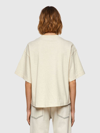 Diesel - T-BOWXY, Weiß - T-Shirts - Image 2