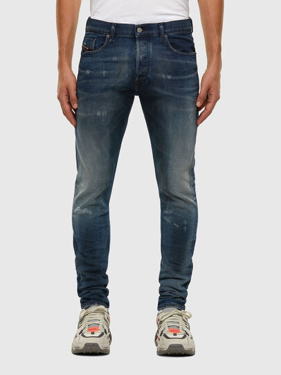 Diesel - Tepphar 009FL, Mittelblau - Jeans - Image 1