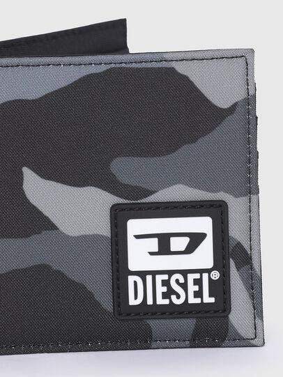 Diesel - HIRESH S, Grey/Black - Small Wallets - Image 4