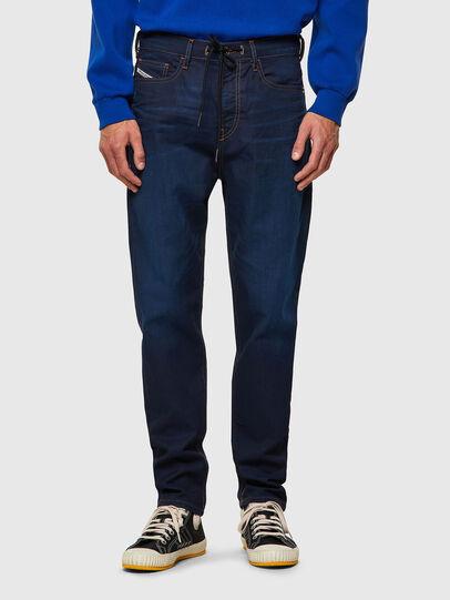 Diesel - D-VIDER JoggJeans® Z69VZ, Bleu Foncé - Jeans - Image 1