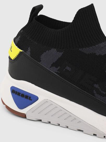 Diesel - S-KB SOCK QB, Schwarz - Sneakers - Image 4