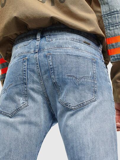 Diesel - D-Bazer 0095V, Hellblau - Jeans - Image 4