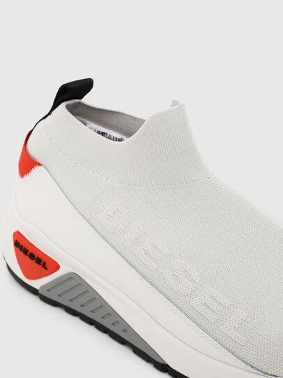 Diesel - S-KB SOCK QB, Weiß/Grau - Sneakers - Image 4