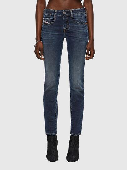 Diesel - D-Ollies JoggJeans® 069WY, Blu Scuro - Jeans - Image 1