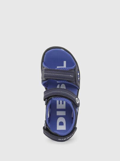 Diesel - S-ANDAL CH, Bleu - Footwear - Image 5