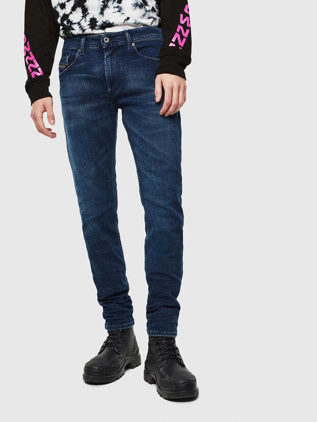 Thommer 0095T, Dunkelblau - Jeans