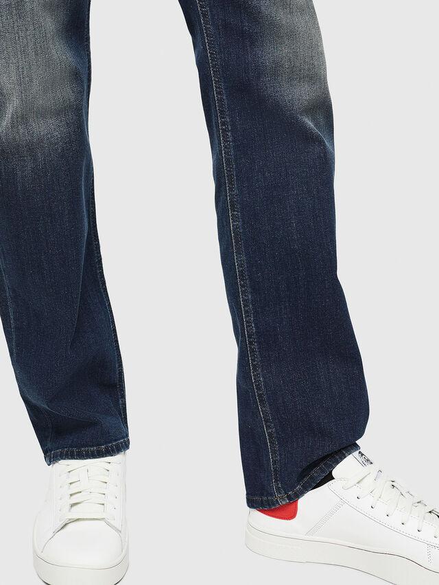WAYKEE 0814W, Jeansblau