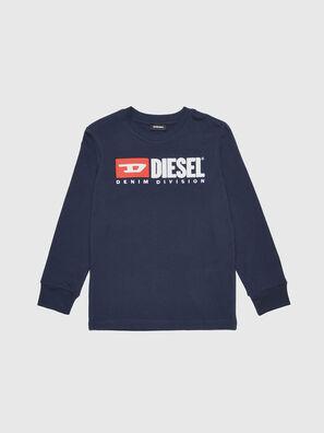 TJUSTDIVISION ML, Dunkelblau - T-Shirts und Tops
