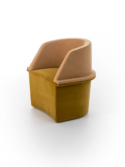 Diesel - ASSEMBLY - SESSELS KLEIN, Multicolor  - Furniture - Image 3