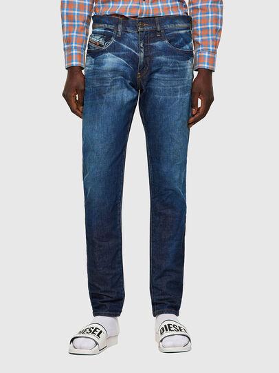 Diesel - D-Strukt 09A13, Bleu moyen - Jeans - Image 1