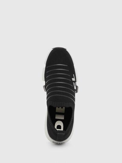 Diesel - H-PADOLA LOW SOCK, Schwarz - Sneakers - Image 5