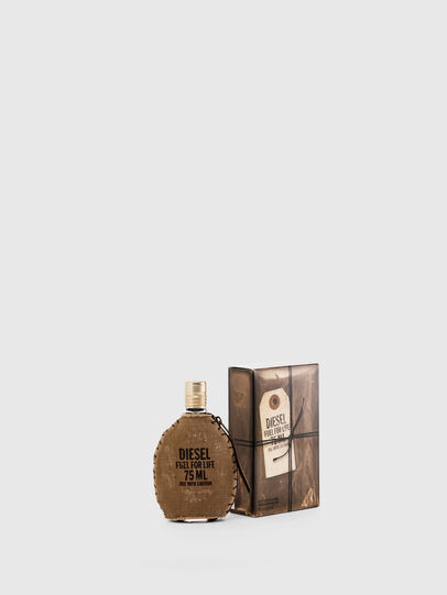 Diesel - FUEL FOR LIFE MAN 75ML, Marrone - Fuel For Life - Image 1