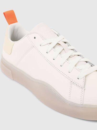 Diesel - S-CLEVER LOW LACE, Weiß - Sneakers - Image 4