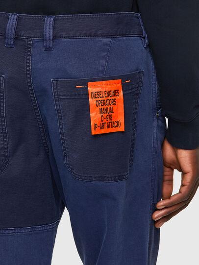 Diesel - D-Azerr 0GCAP, Bleu - Jeans - Image 3