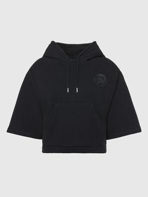 UFLT-JONIES, Schwarz - Sweatshirts