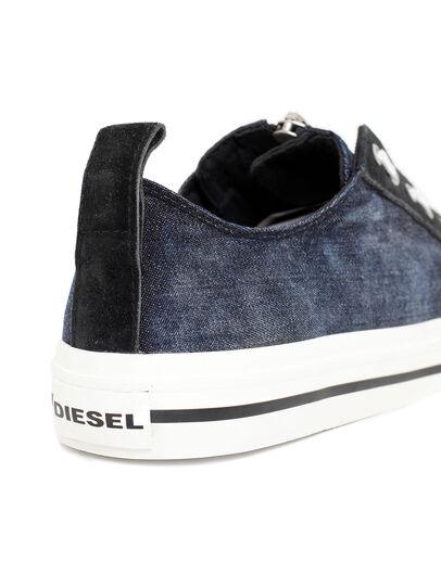 Diesel - S-ASTICO LZIP, Dunkelblau - Sneakers - Image 5