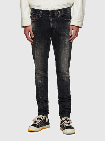 Diesel - D-Amny 009PX, Noir/Gris foncé - Jeans - Image 1