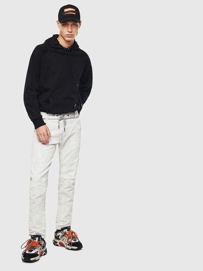 Diesel - D-Luhic JoggJeans 069LZ, Weiß - Jeans - Image 8