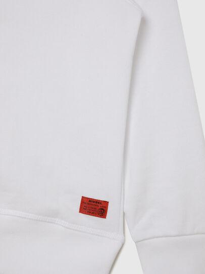 Diesel - UMLT-SBRANDONZ, Blanc - Underwear - Image 4