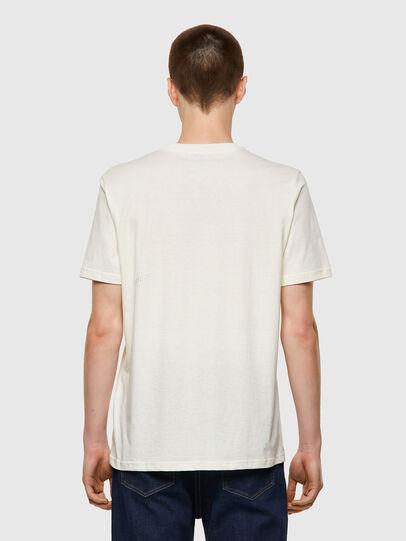 Diesel - T-JUST-B57, Blanc - T-Shirts - Image 2