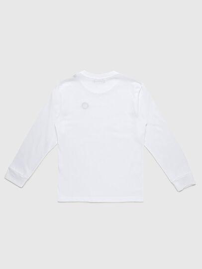 Diesel - TFREDDY ML, Weiß - T-Shirts und Tops - Image 2