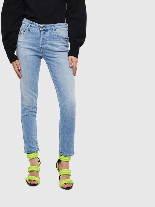 Babhila 0095D, Hellblau - Jeans