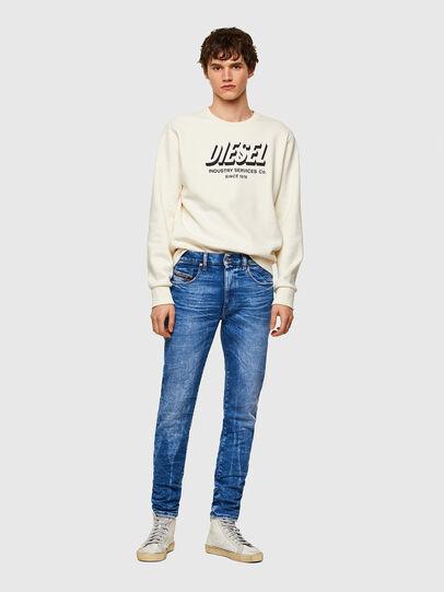 Diesel - D-Strukt 009MH, Bleu Clair - Jeans - Image 6