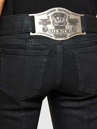 Diesel - DE-BLESSYK, Black - Pants - Image 5