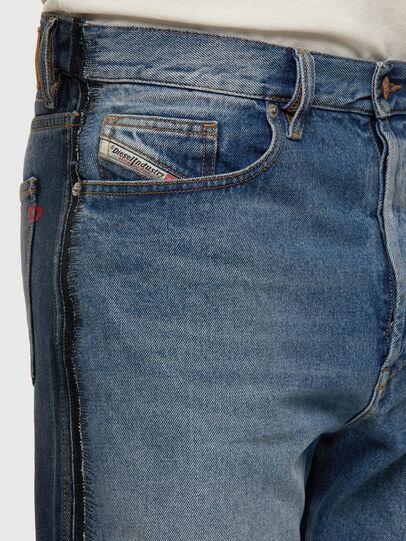 Diesel - D-Macs 009HX, Mittelblau - Jeans - Image 3