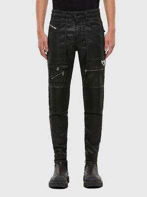 D-Derrot JoggJeans® 069QY, Schwarz/Dunkelgrau - Jeans