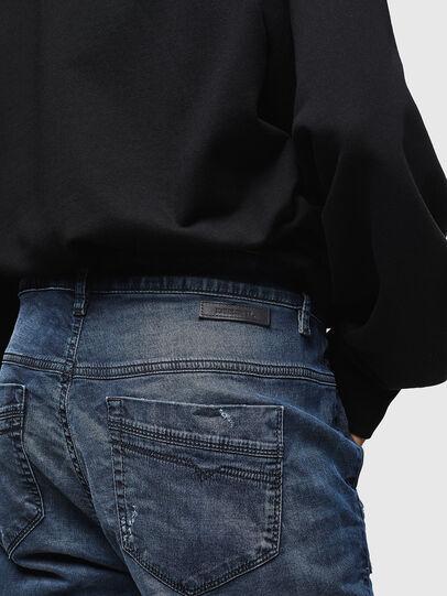 Diesel - Fayza JoggJeans 083AS, Dunkelblau - Jeans - Image 5