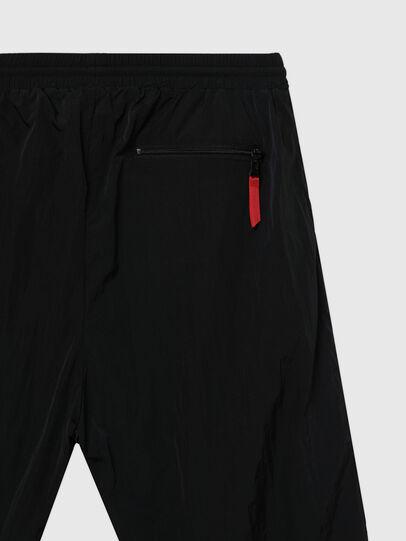 Diesel - UMLB-DARLEY, Noir/Rouge - Pantalons - Image 4