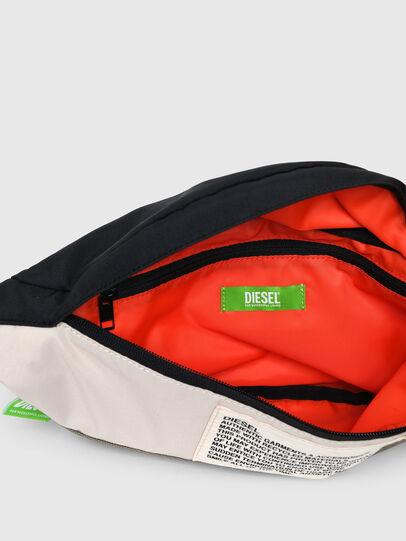 Diesel - LYAM, White/Orange - Belt bags - Image 4