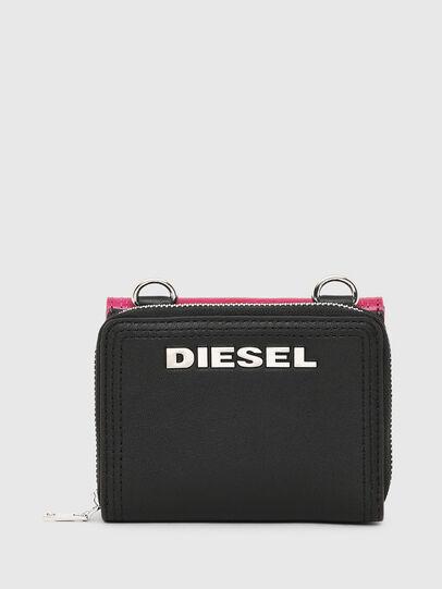 Diesel - LORY, Rosa/Schwarz - Kleine Portemonnaies - Image 2