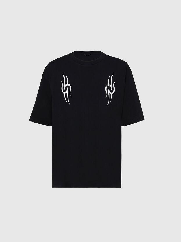 T-BALL-X3, Schwarz - T-Shirts