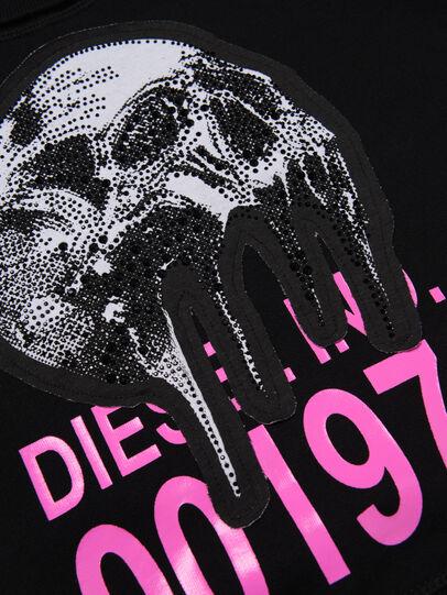 Diesel - SAMELY, Schwarz - Sweatshirts - Image 3