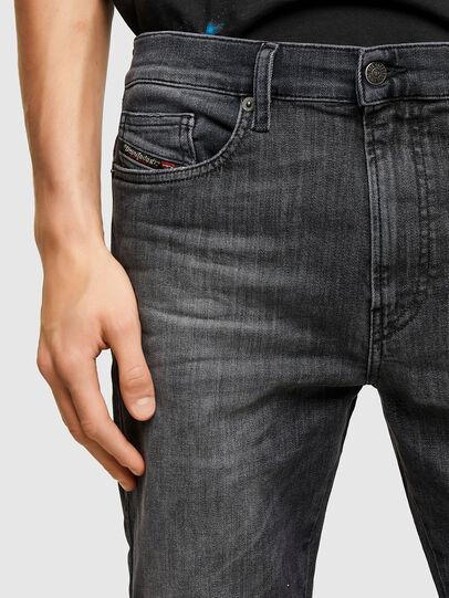 Diesel - D-Reeft JoggJeans® 009SU, Nero/Grigio scuro - Jeans - Image 3