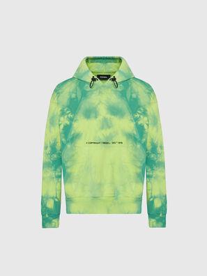 S-ALBYEL-X4, Neongrün - Sweatshirts