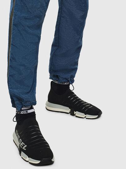 Diesel - H-PADOLA LOW SOCK, Schwarz - Sneakers - Image 8