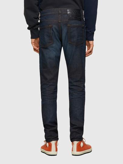 Diesel - D-Strukt 09A45, Dark Blue - Jeans - Image 2
