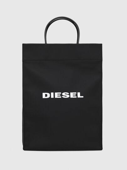 Diesel - SAKETTONE, Schwarz - Shopper und Schultertaschen - Image 2