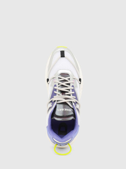 Diesel - S-SERENDIPITY LC EVO, Blu Chiaro - Sneakers - Image 6