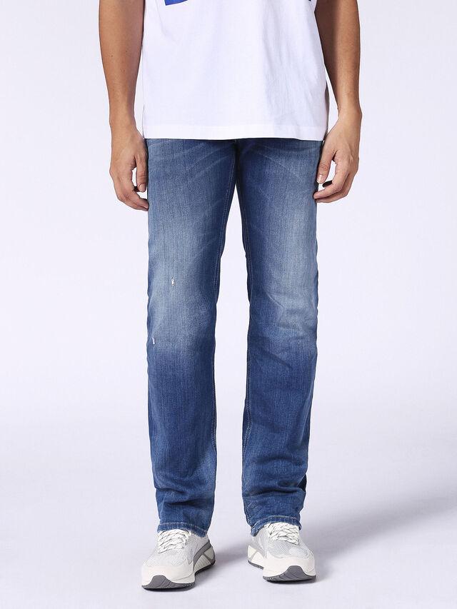 LARKEE 084QQ, Jeansblau