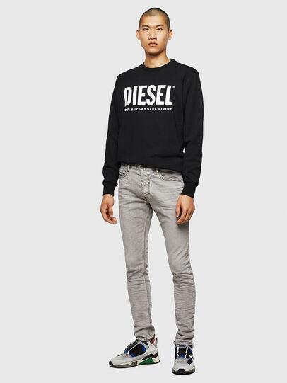 Diesel - Tepphar 069II, Hellgrau - Jeans - Image 5